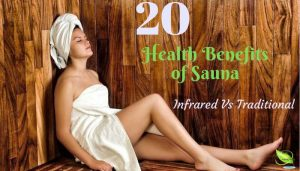 benefits of infrared sauna vs traditional sauna
