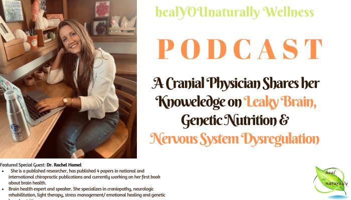 leaky brain podcast guest speaker