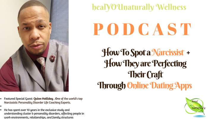 Guest speaker Podcast about a Narcissist