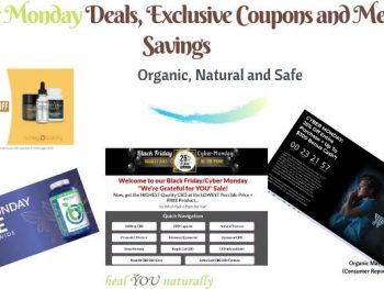 cyber monday deals and coupons