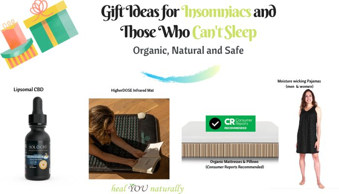 gift ideas for insomniacs items