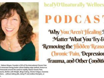 podcast guest Debora