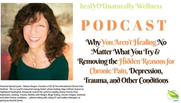 Podcast guest Debora Wayne