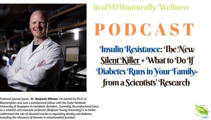 ben bikman scientist diabetes
