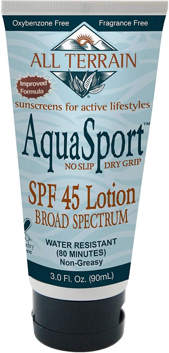 All Terrain AquaSport SPF45 Sunscreen