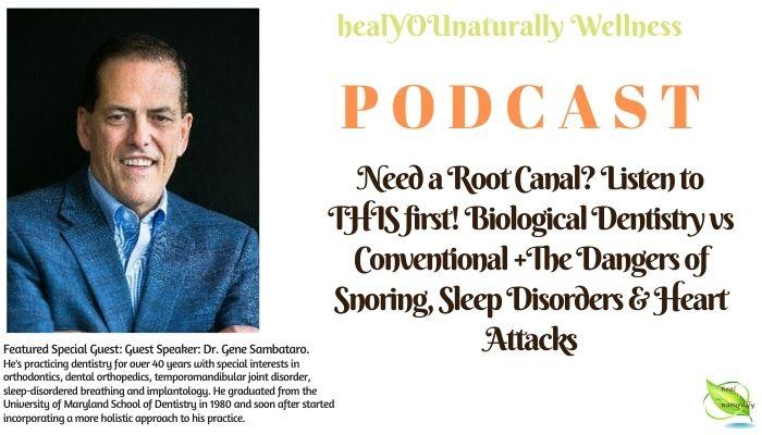 Dr. Gene Biological Dentist Root Canal expert