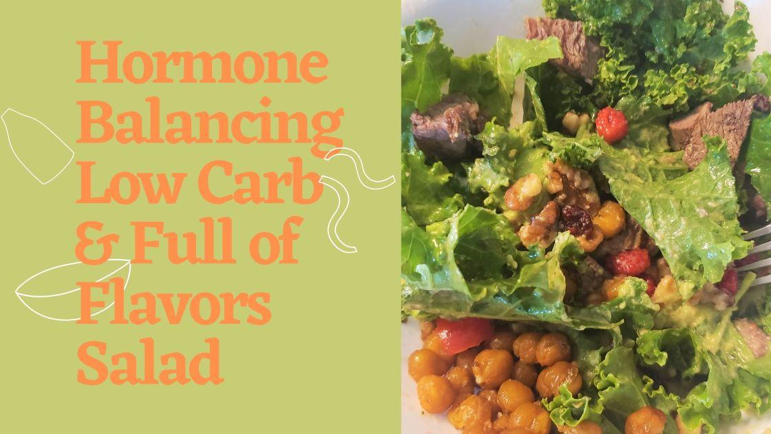 Salad to Balance Hormones